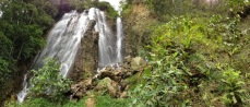 Kerau waterfall